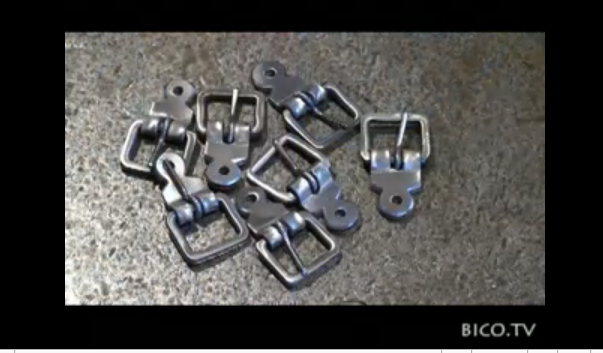 Post image for How to Make Buckles from Nails