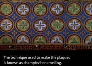 Post image for 12th – 13th Century Champleve Enameling