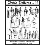 Period Patterns costume patterns