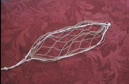 How to Make a Rabbit Purse Net